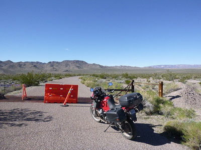 Guzzi Death Valley 2015