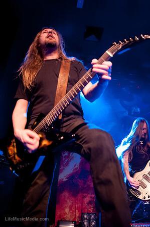 Amon Amarth @ The Hi-Fi, Brisbane - 13th April 2012
