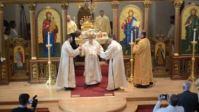 Ordination of Deacon Lewis Rabayda (Videos Only)