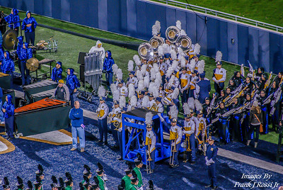10-15-2011 Norwin Band Finals at BOA Akron