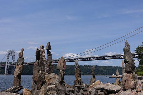 George Washington Bridge 2017
