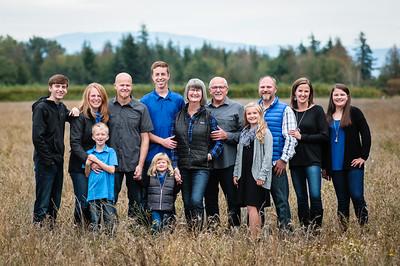 Johnson Family 2018