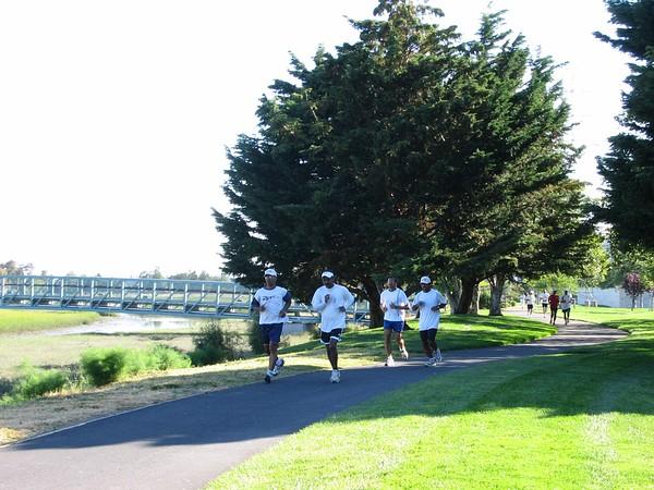Week 12 Training run