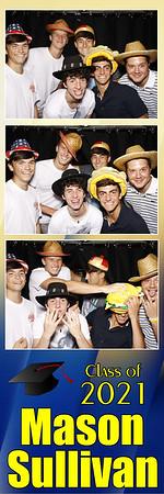 Mason's Grad Party