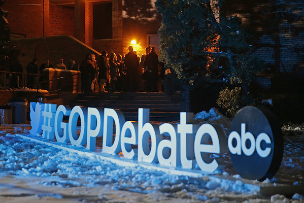 2016-02-06 Last GOP debate before NH primaries