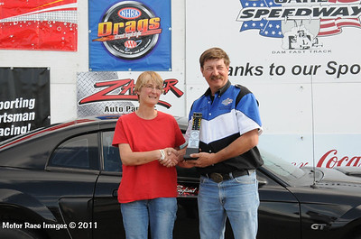 Oahe Speedway Shootout Races May 28, 2011