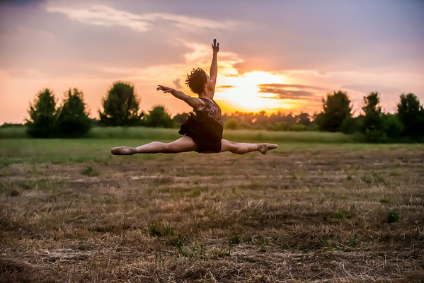 Dance in the Farmland