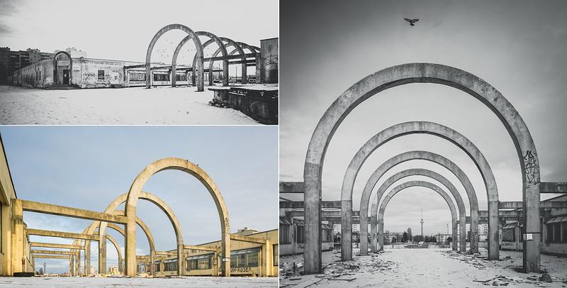 Priisle Arches / Priisle kaared, Linnamäe tee 57, Tallinn