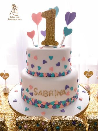 Sabrina's First