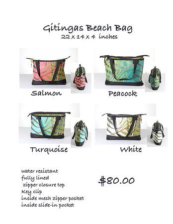 Gitingas Hand bags
