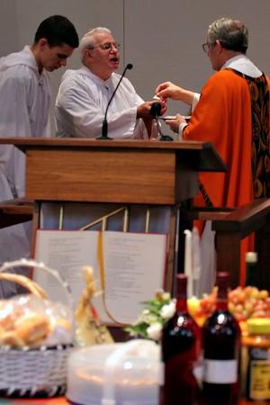 Thanksgiving Day Mass 2004