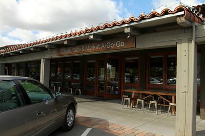 Calafia Cafe - Palo Alto, CA