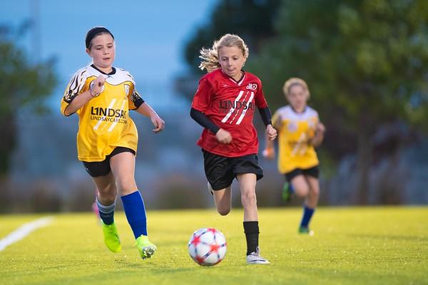 Soccer Sisters 10-19-19
