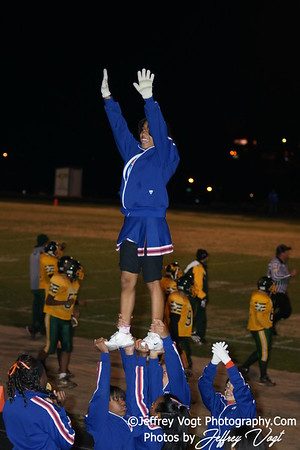 11-06-2010 Watkins Mill HS JV Cheerleading, Photos by Jeffrey Vogt Photography