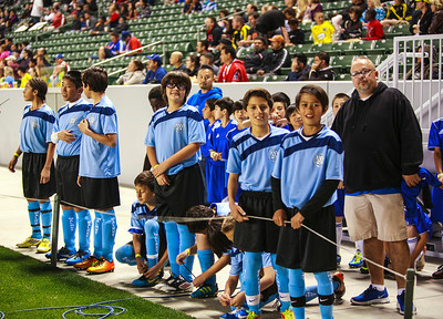 FC Walnut Titans at The Home Depot Center