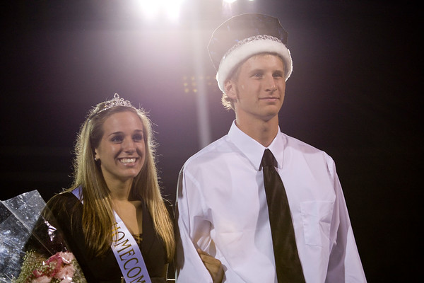 2008 Caravel Academy Homecoming Court