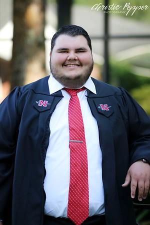 Drey NSU Grad 2018