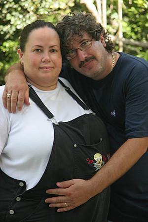 Jeannette's Baby Shower 2007