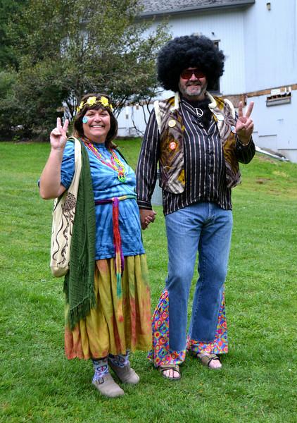 PEACE! Pam & Keith
