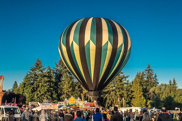 Tigard Balloon Festival 2016