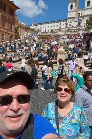 Euro Tour Family Gallery