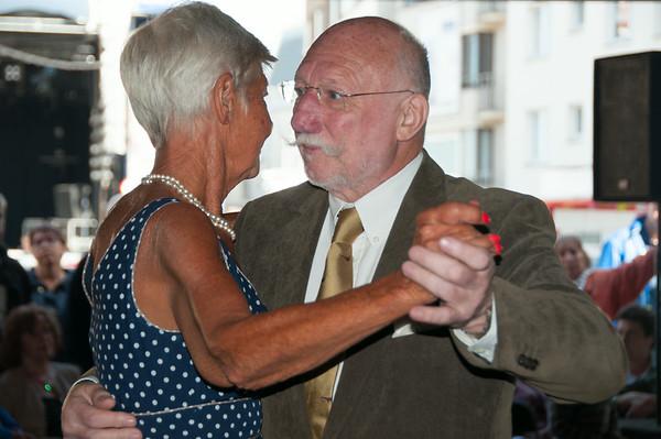 Seniorenfeest met The Gipsys