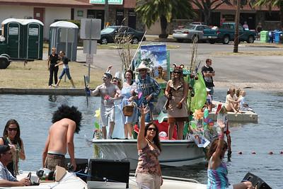 Chasco Boat Parade