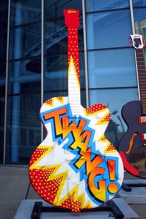 2005 Guitar Art Project