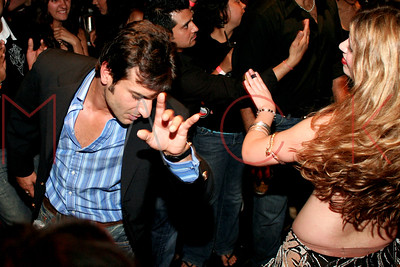 New York, NY - September 17:  Saif Ali Khan visits the Bollywood remix dance party, New York, USA.