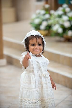 Graciela Flores Family/Baptism 2019