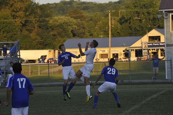 Pulaski Danville soccer