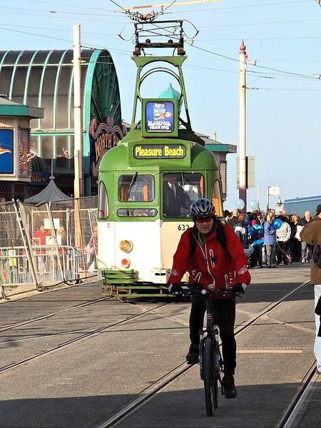 Blackpool - 5th November 2011
