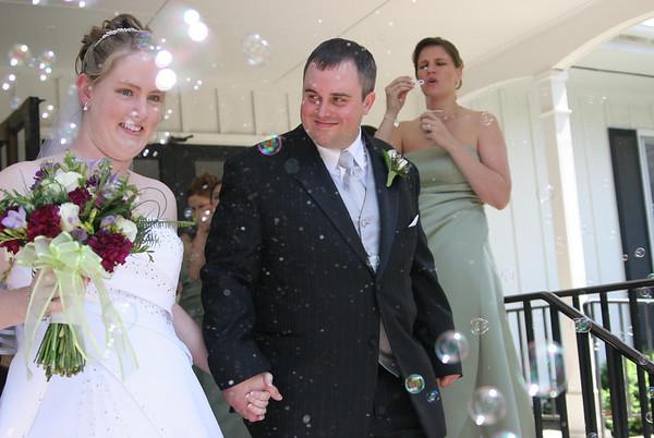 Doug & Amanda's Wedding - May 27, 2007