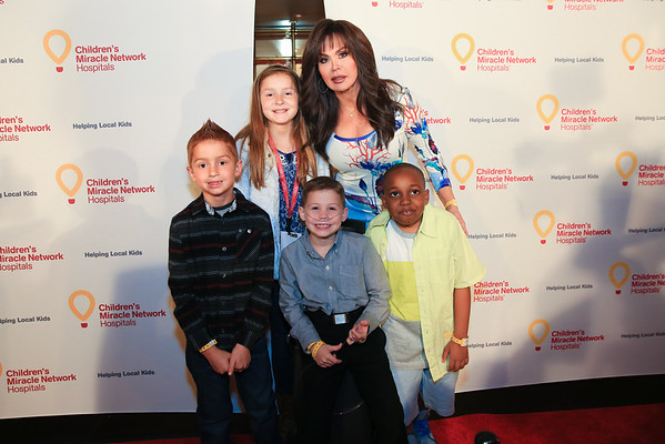 Children's Miracle Network - Celebrities & Guests