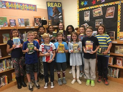 2017 JVB Summer Readers