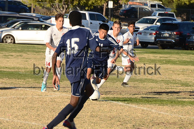 Frosh BSoccer vs. Hemet