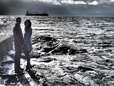 Darryl and Caitlyn Engagement Nov 2013