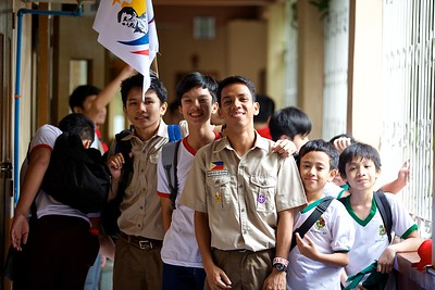 Scouting Activities 2014 Lecture and Skill Building