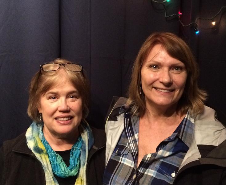 Judy & Joanne