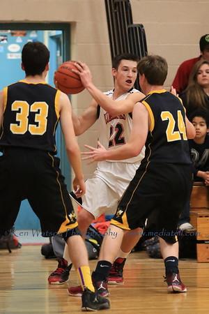 2015-01-08 High School Basketball