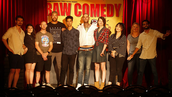 RAW Comedy 2020 State Finals SA