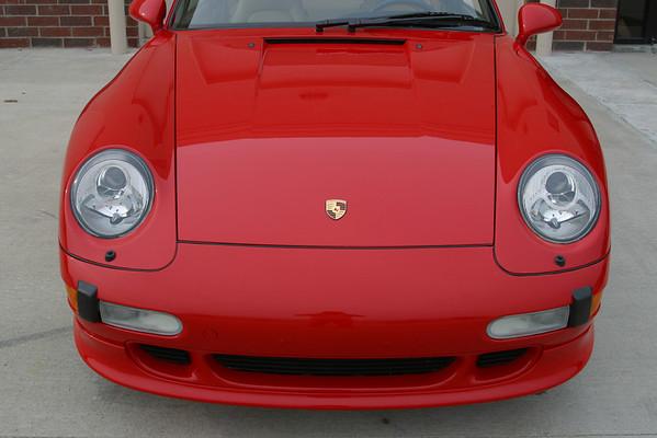 97 Porsche 993
