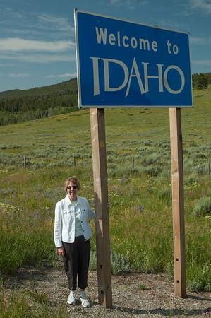 Yellowstone Tetons July 2009