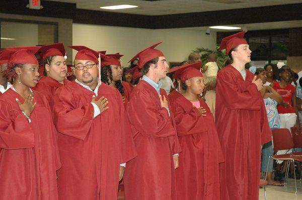 Urban League Graduation June 2005