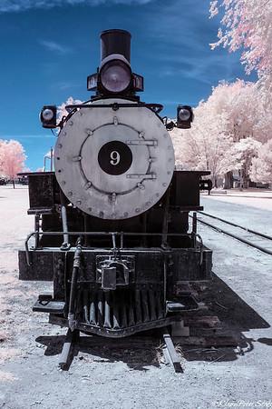 8- Bishop, Laws Railroad Museum