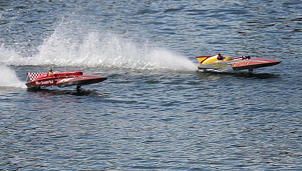 R/C Hydroplanes