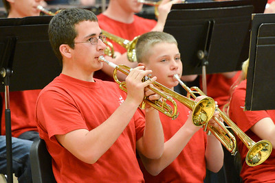 MASH Band Awards Concert May 15
