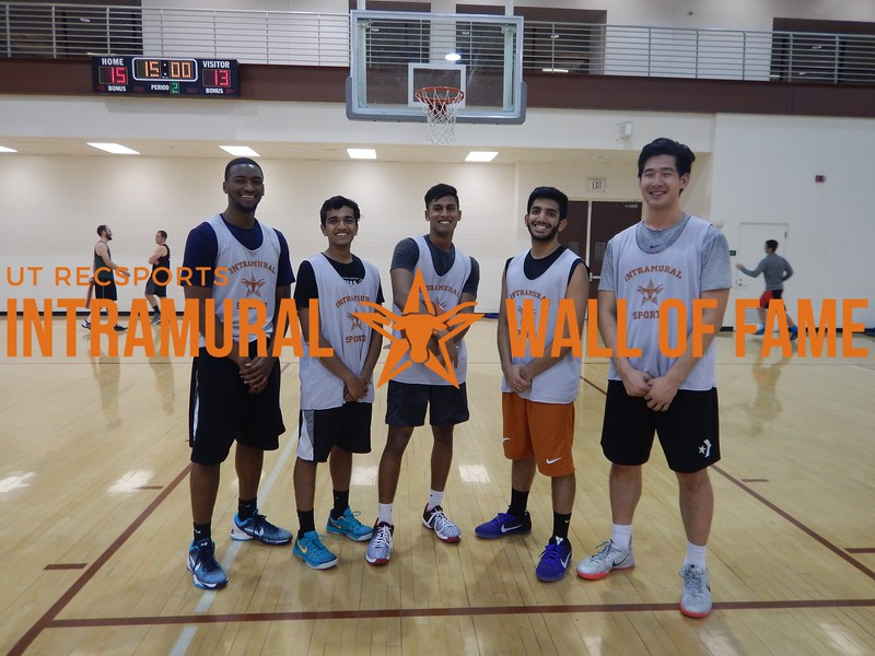 Fall 2016 Basketball 3v3 Men's Runner Up_Kevin Love is in the Air