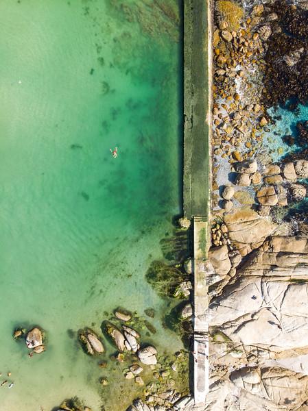 Camps Bay tidal pool, 2019
