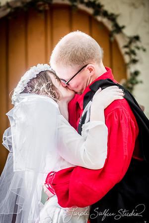 Amanda & David Wedding